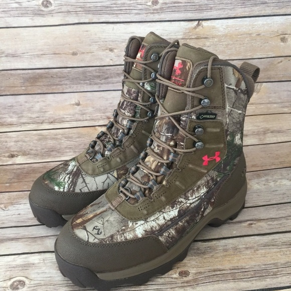 b15318c0f193f Under Armour Shoes | Womens Hunting Boots Brow Tine 800 | Poshmark